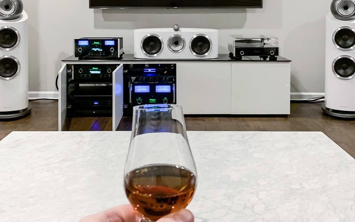Whiskey Glass and System