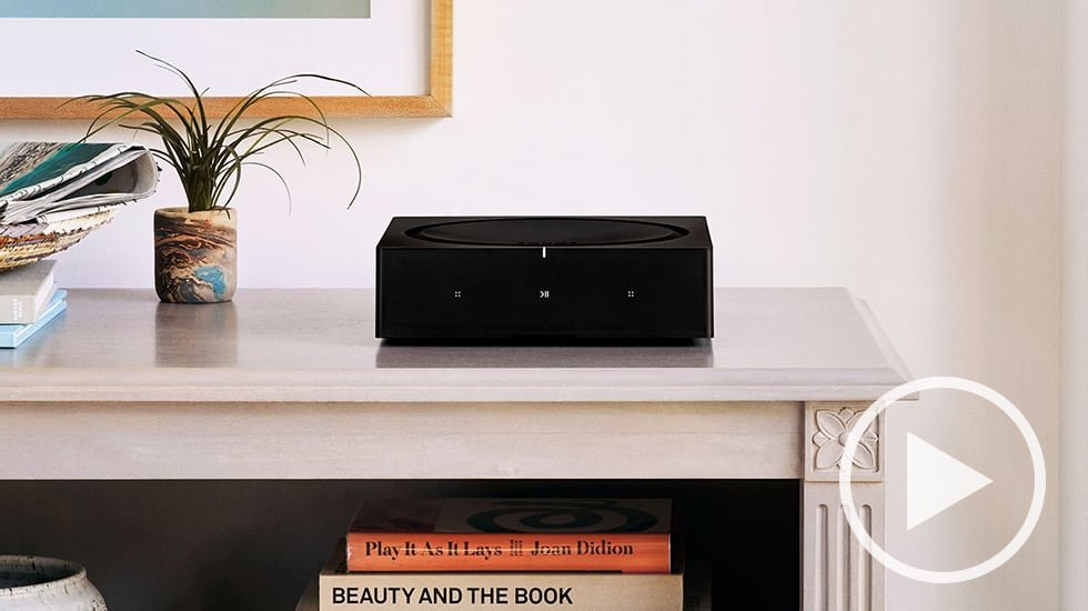 Review of the Sonos Amp