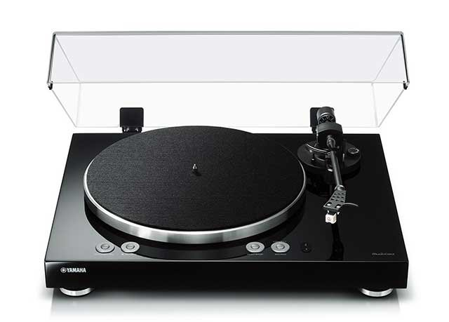 MusicCast Turntables