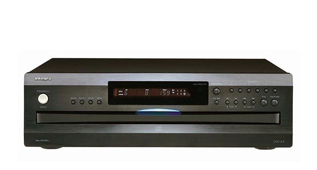 Integra CD Players & Recorders