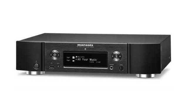Marantz : Amplifiers / Receivers / CD Players | World Wide
