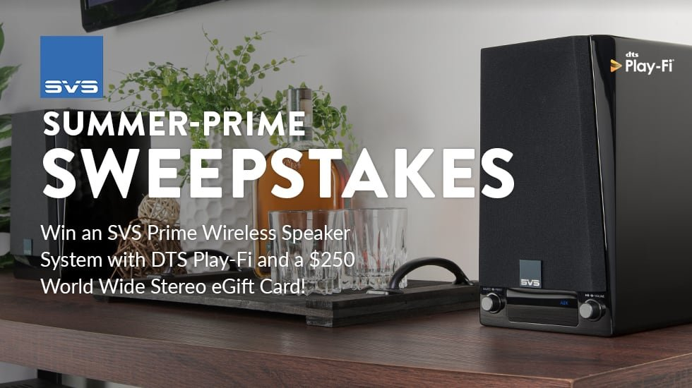 Prime Wireless Sweepstakes
