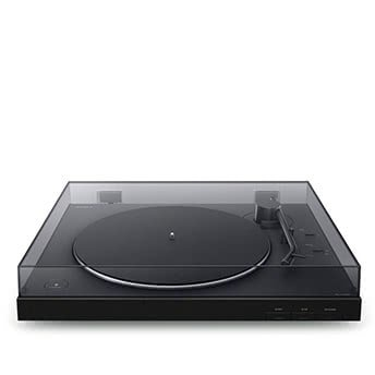 Sony Turntables