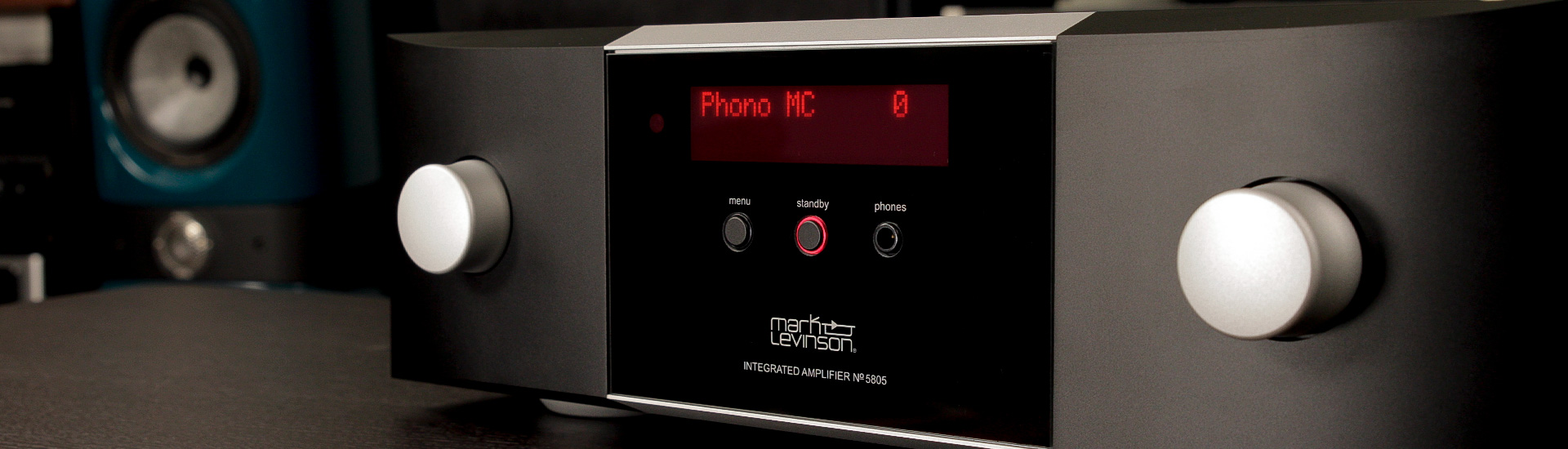 Review Mark Levinson No 5805 Integrated Amplifier World