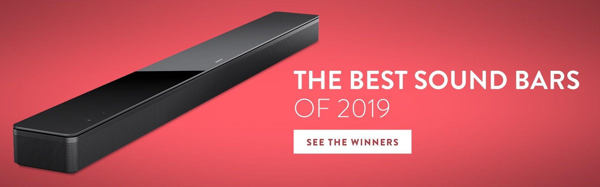 The Best Sound Bars of 2019