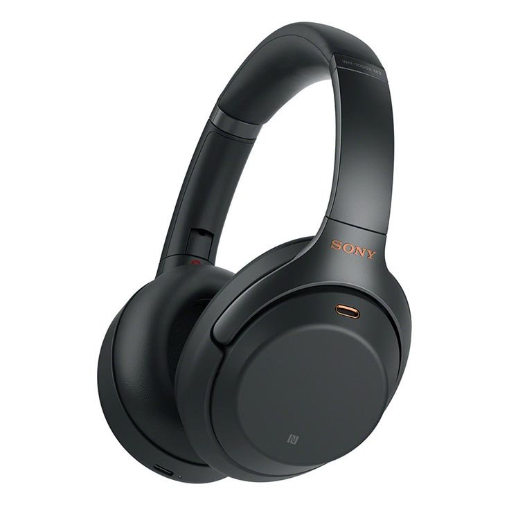 Sony WH-1000XM3 Wireless Over-Ear Headphones