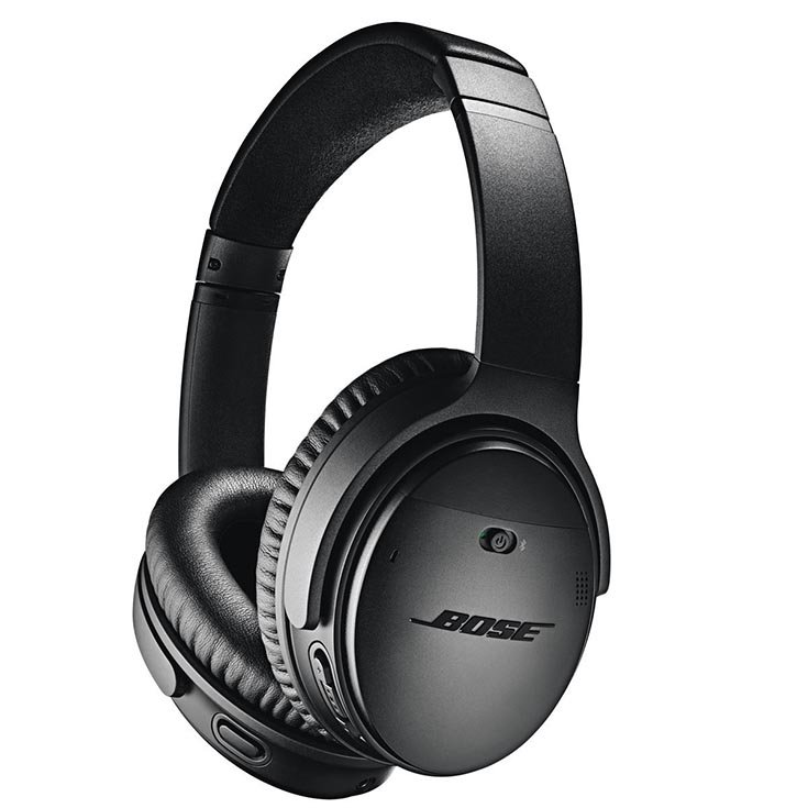 Bose QuietComfort 35 II (QC35II) Wireless Over-Ear Headphones