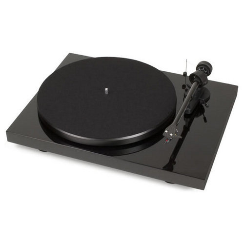 Pro-Ject Debut Carbon DC Turntable with Ortofon 2M Red Cartridge