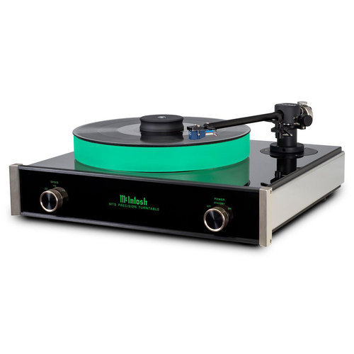 McIntosh MT5 Precision Turntable (Black)
