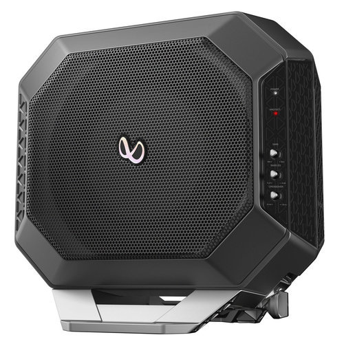 """Infinity Powered 10"""" Subwoofer System"""