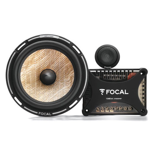 """Focal PS 165 FX Expert Flax 6-1/2"""" 2-Way Component Speakers"""