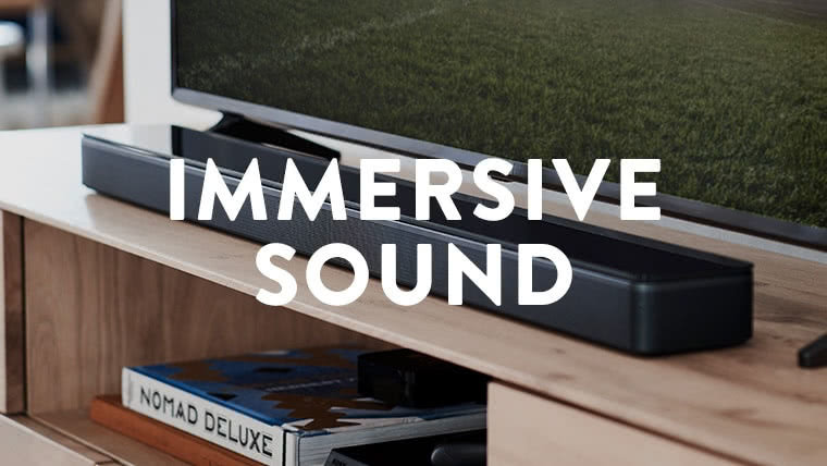 Game day sound bars and speakers