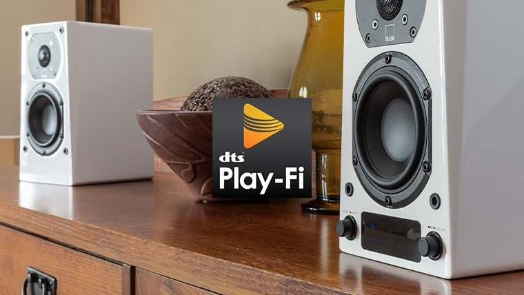 DTS Play-Fi and The Future of Hi-Res Audio Streaming