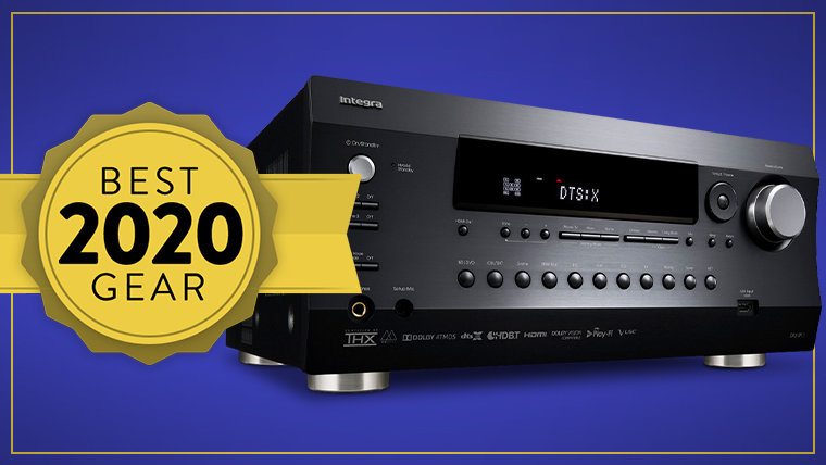 Best Home Theater Receivers of 2020