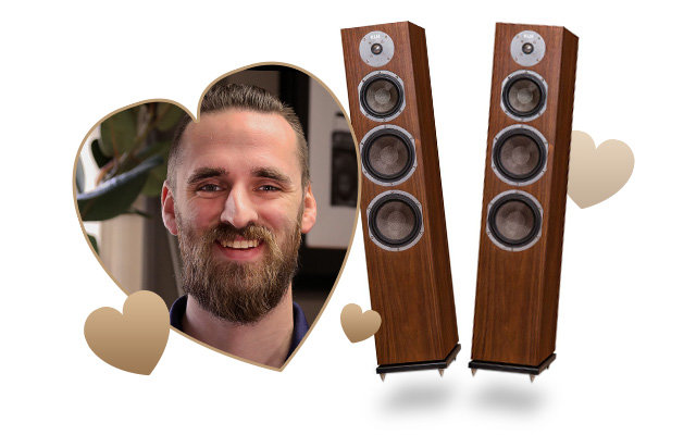 KLH Kendall Floorstanding Speakers