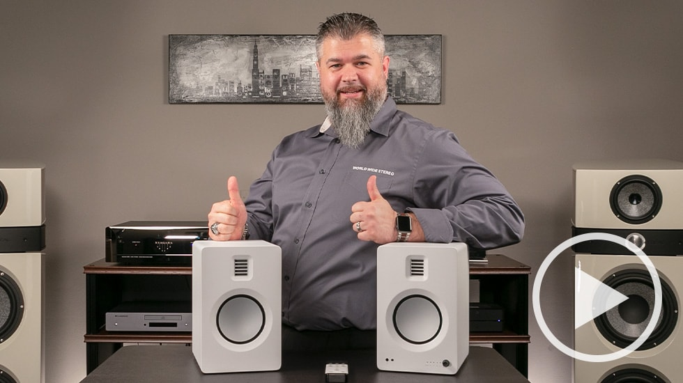 Review: Kanto TUK Wireless Bookshelf Speakers