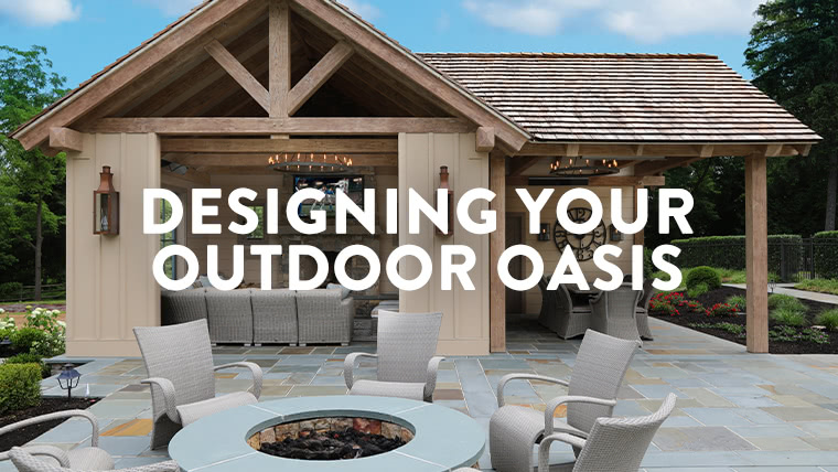 4 Ways to Take Your Outdoor Space from Scenic to SPECTACULAR!