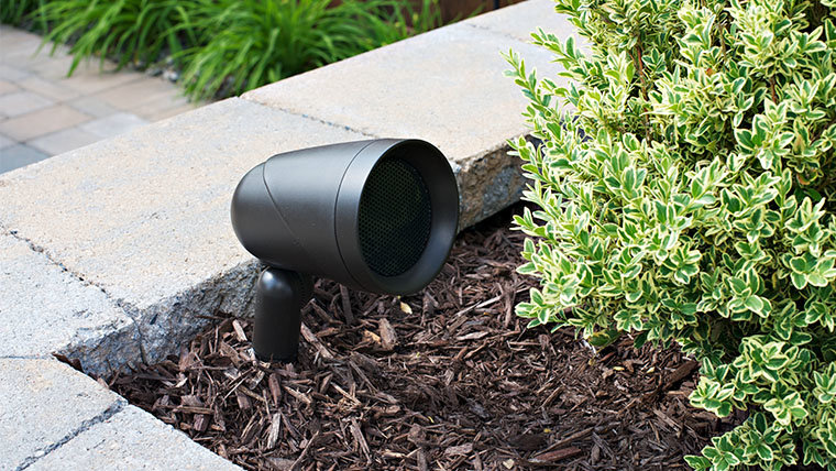 Sonance Landscape Series: Outdoor Speakers and Lighting