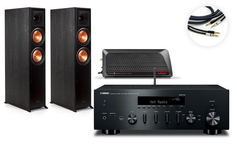 2-Channel Stereo Package 1