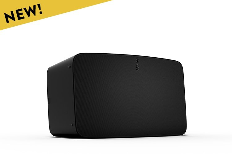Sonos Five Wireless Smart Speaker for Streaming Music