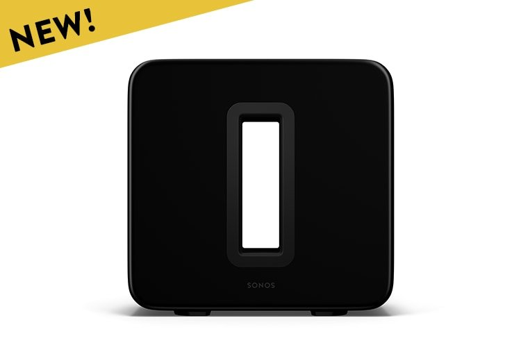 Sonos Sub Wireless Subwoofer (Gen 3)