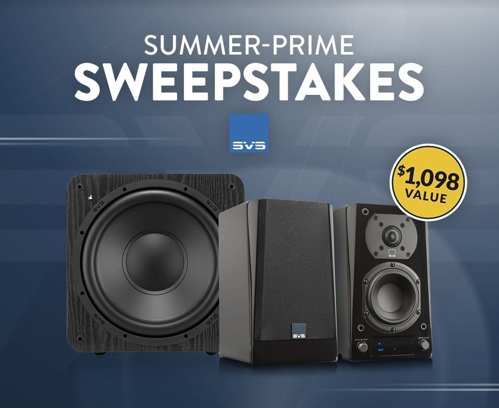 Summer-Prime Sweepstakes