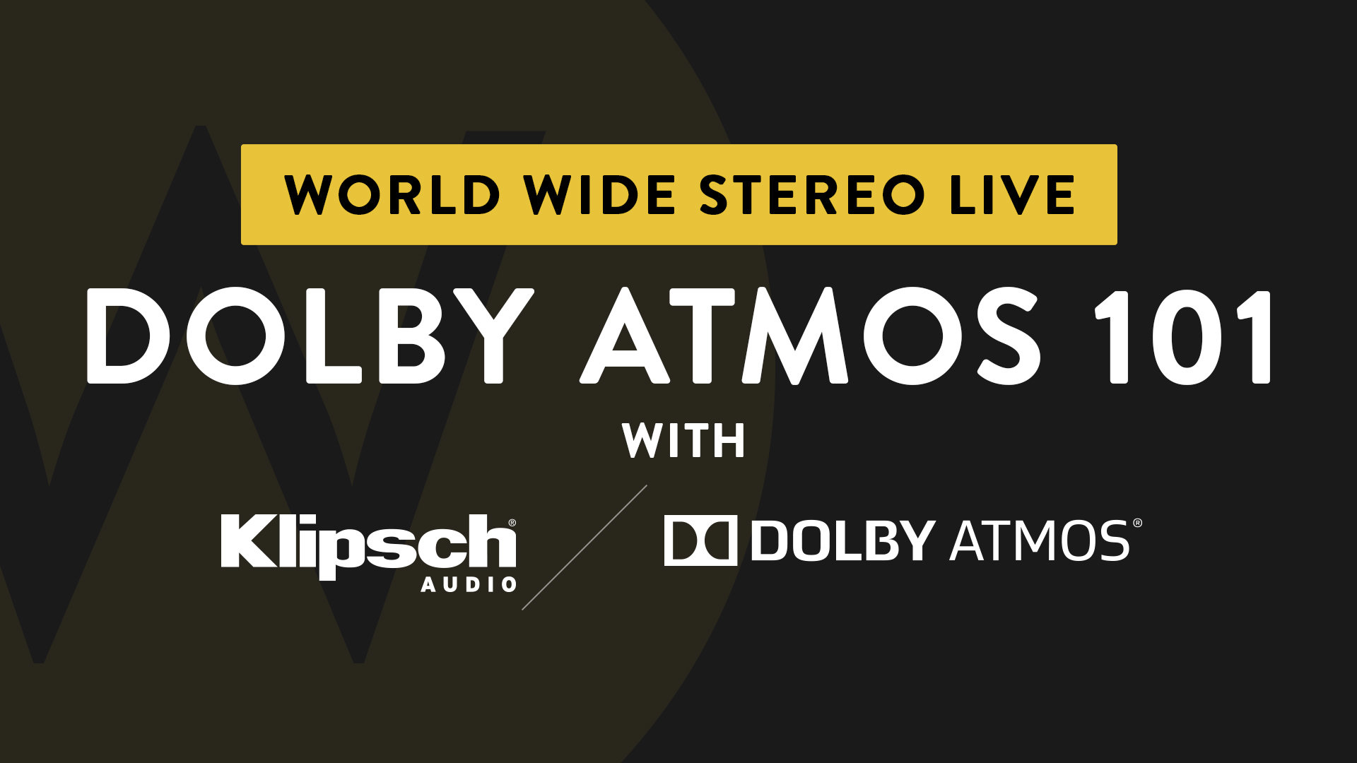 Ep. 15 Dolby Atmos 101