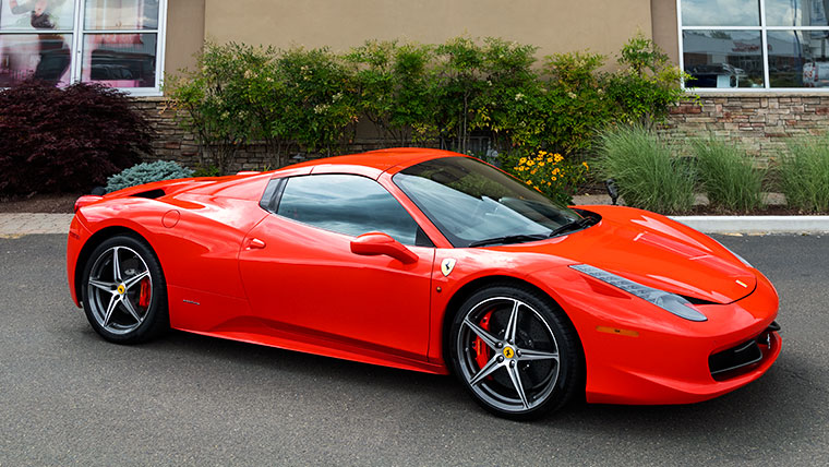 Car Stereo Upgrade: Ferrari 458 Italia Edition