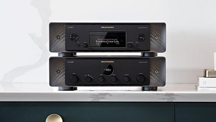 Review: Marantz Model 30 Integrated Amp & Network SACD 30n