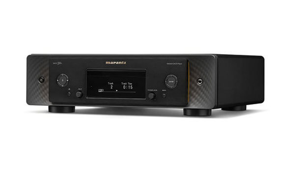 Marantz SACD30NBLK CD player with Integrated with HEOS Built in
