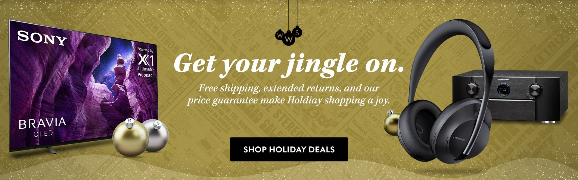 Shop holiday sales and deals.