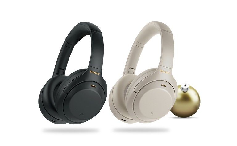 Sony WH-1000XM4 Wireless Noise-Cancelling Over-Ear Headphones