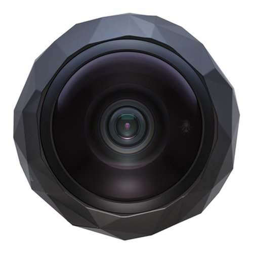 View Larger Image of 360 Degree HD Video Camera (Black)