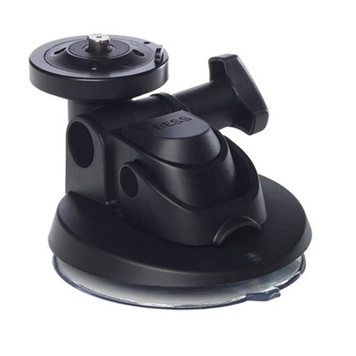 View Larger Image of Low Profile Suction Cup Mount (Black)
