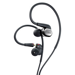 N40 High-Resolution In-Ear Headphones with Customizable Sound