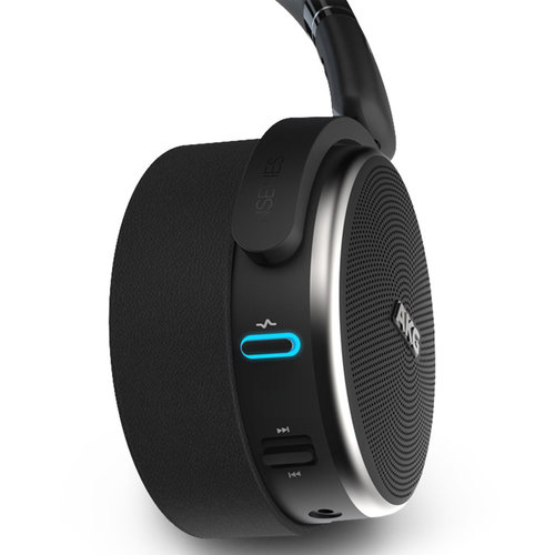 View Larger Image of N60NC On-Ear Noise-Cancelling Bluetooth Headphones with Built-In Remote and Mic (Black)
