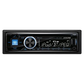 CDE-143BT CD Receiver w/ Bluetooth, USB Input, and AUX Input