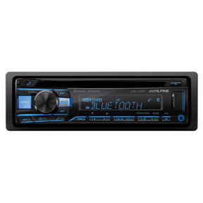 CDE-172BT CD Receiver w/ Bluetooth and USB & AUX Inputs