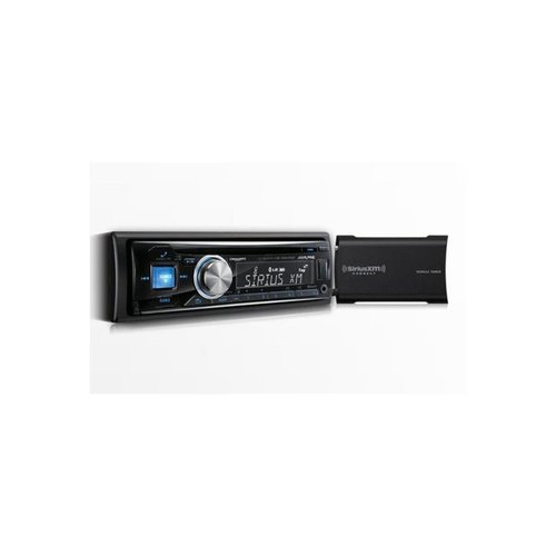 View Larger Image of CDE-SXM145BT CD Receiver w/ Bluetooth, SiriusXM Tuner, USB Input, AUX Input