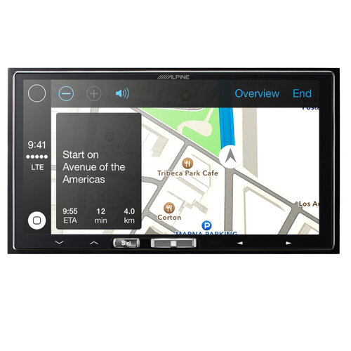 """View Larger Image of ILX-107 7"""" Wireless Apple CarPlay Mech-less Touchscreen Receiver"""