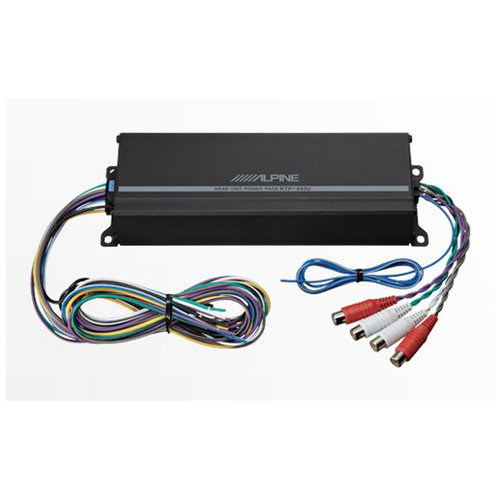 View Larger Image of KTP-445U Universal Power Pack 2/4 Channel Amp
