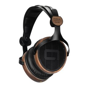 PM-50 Planar Headphones with Planar Magnetic Technology (Walnut)