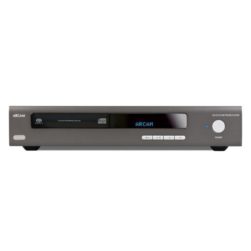 View Larger Image of CDS50 CD/SACD Network Player