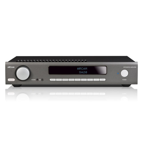 View Larger Image of SA20 Integrated Amplifier