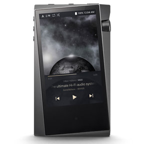 A&norma SR15 Portable Music Player (Dark Gray)