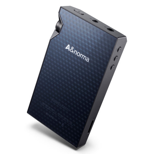 View Larger Image of A&norma SR15 Portable Music Player (Dark Gray)