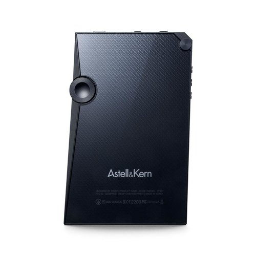 View Larger Image of AK300 Portable Hi-Fi Audio System (Midnight Black)