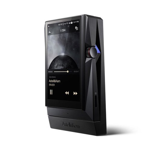 View Larger Image of AK380 Amplifier for AK380 High-Resolution Portable Music Player