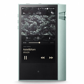 AK70 Portable Music Player (Misty Mint)