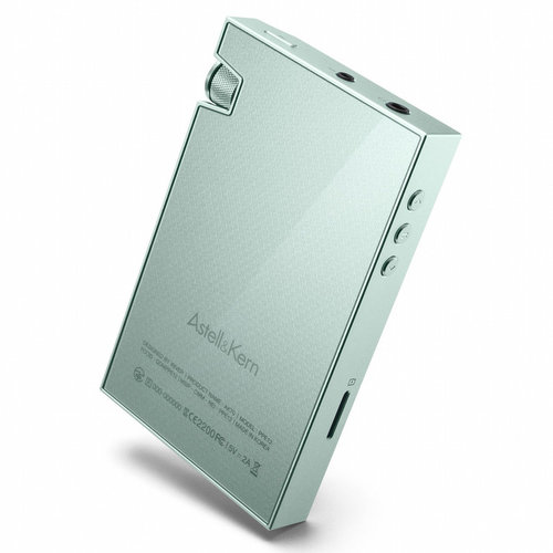 View Larger Image of AK70 Portable Music Player (Misty Mint)
